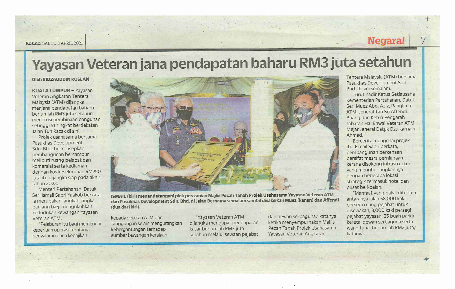 Newspaper---KOsmo
